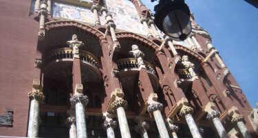 Palau de la Música Catalana | Online Tickets & Touren Preisvergleich