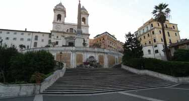 Spanish Steps | Ticket & Tours Price Comparison