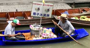 Damnoen Saduak Floating Market | Ticket & Tours Price Comparison
