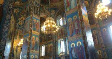 Church of the Savior on Blood | Ticket & Tours Price Comparison
