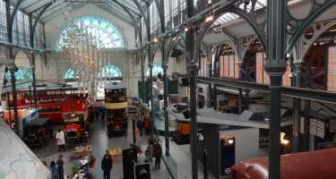 London Transport Museum   Ticket & Tours Price Comparison