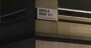 Savile Row | Ticket & Tours Price Comparison