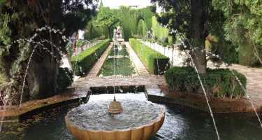 Palacio de Generalife | Ticket & Tours Price Comparison