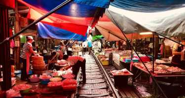 Maeklong Railway Market | Ticket & Tours Price Comparison
