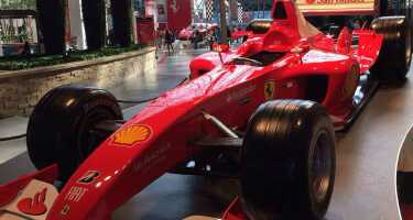 Ferrari World | Online Tickets & Touren Preisvergleich