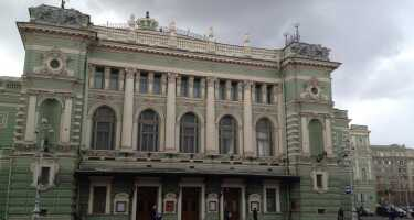 Mariinsky Theatre | Ticket & Tours Price Comparison
