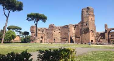 Caracalla-Thermen | Online Tickets & Touren Preisvergleich