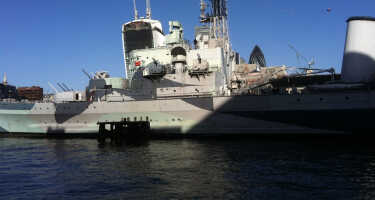 HMS Belfast | Ticket & Tours Price Comparison