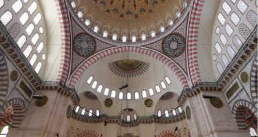 Süleymaniye-Moschee | Online Tickets & Touren Preisvergleich