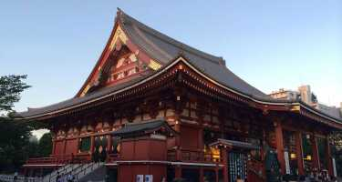 Asakusa Shrine | Ticket & Tours Price Comparison