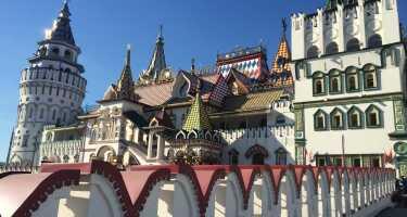 Kreml in Ismailowo | Online Tickets & Touren Preisvergleich